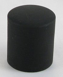 La Tee Da Closed Metal Black Cap for Fragrance Lamp