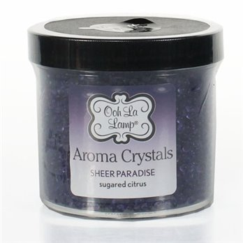 La-Tee-Da  Aroma Crystals Fragrance Sheer Paradise - Sugared Citrus