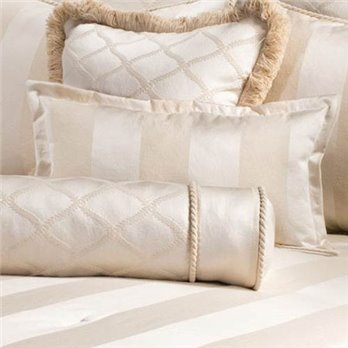Marquis Stripe Rectangular Accent Pillow