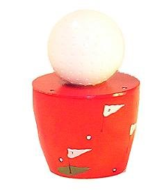 Pawn Golf Red Shaker by William Bounds Pep Art