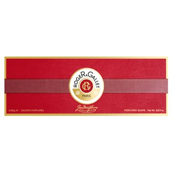 Jean Marie Farina Extra Vieille Perfumed Soaps Box of 3 by Roger & Gallet (3 x 3.5 oz)