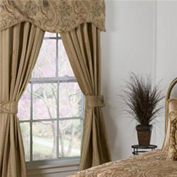 Ricci Drapes with Tiebacks