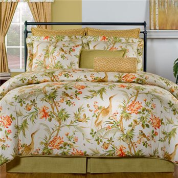 St. Lucia King size 4 piece Comforter Set