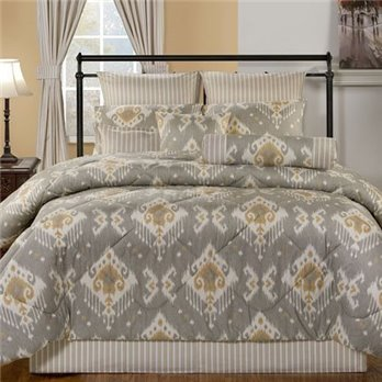 Taos Full size 4 piece Comforter Set