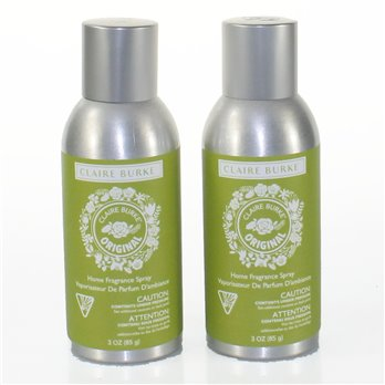 Claire Burke Original Room Spray DUO SET OF 2
