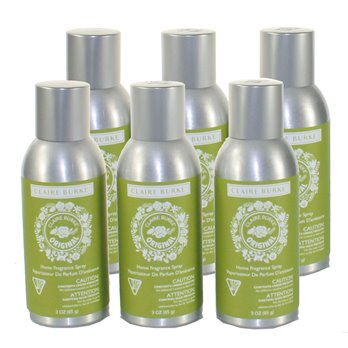 Claire Burke Original Room Spray 6 Pack