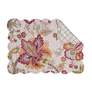 Bethany Rectangular Quilted Placemat