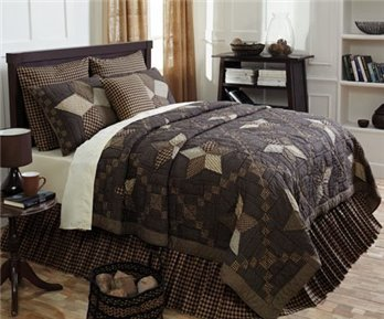 Farmhouse Star Luxury King Quilt