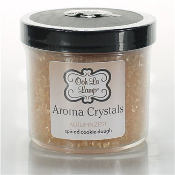 La Tee Da Ooh La Lamp Aroma Crystals Fragrance Autumn Zest