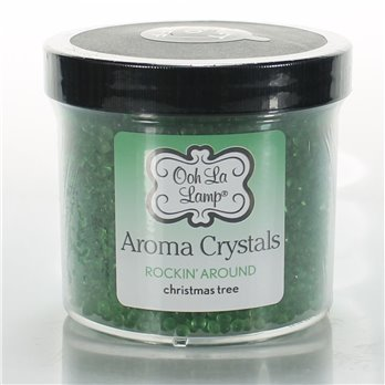 La Tee Da Ooh La Lamp Aroma Crystals Fragrance Rockin' Around