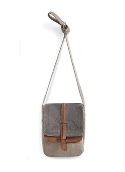 Mona B. Oakley Crossbody Bag - Mineral