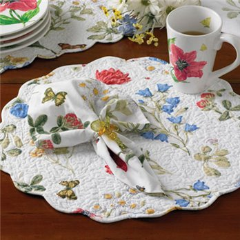 Wildflower Napkins