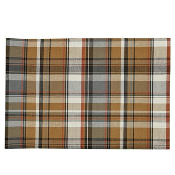 Roaring Thunder Plaid Placemat