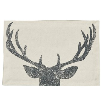 Antlers Woven Placemat