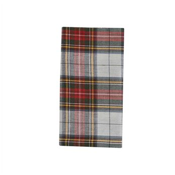 Through the Woods Plaid Woven Napkin