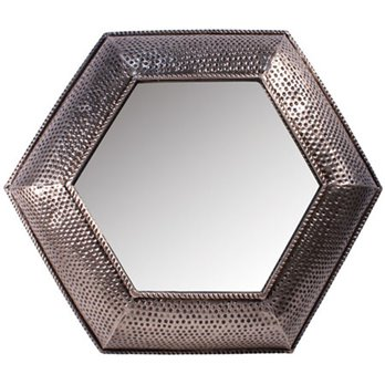 Snakeskin Metal Mirror by Split-P