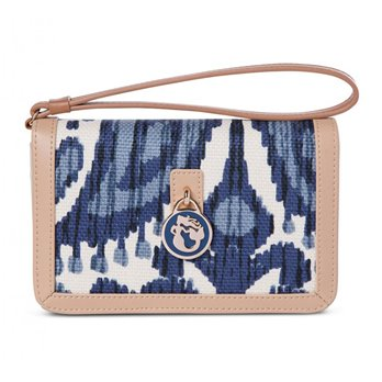 Spartina 449 Moonglade Yacht Club Phone Wristlet