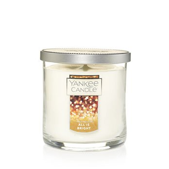Yankee Candle All is Bright Regular Tumbler Candle