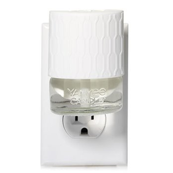 Yankee Candle White Scent-Plug Electric Home Fragrance Base Unit