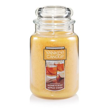Yankee Candle Honeycrisp Apple Cider Large Jar Candle