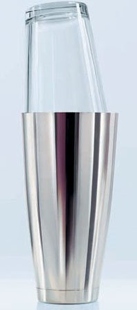 Schott Zwiesel Basic Bar Boston Shaker by Charles Schumann