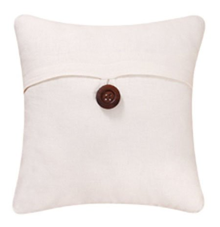Pearl White Feather Down Pillow