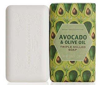 Crabtree & Evelyn Avocado Triple Milled Soap (5.57 oz bar)