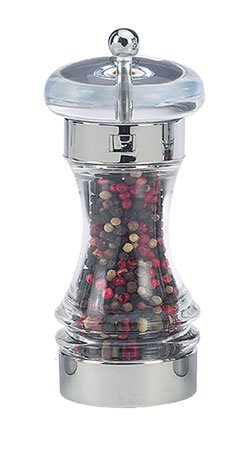 Charisma Acrylic Pepper Mill (6.58 in.)