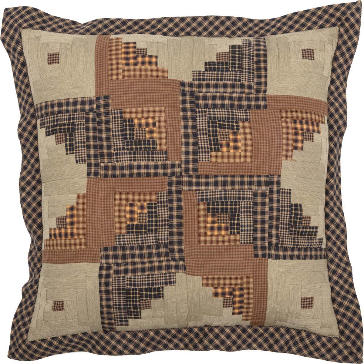 Novak Patchwork Pillow 20x20