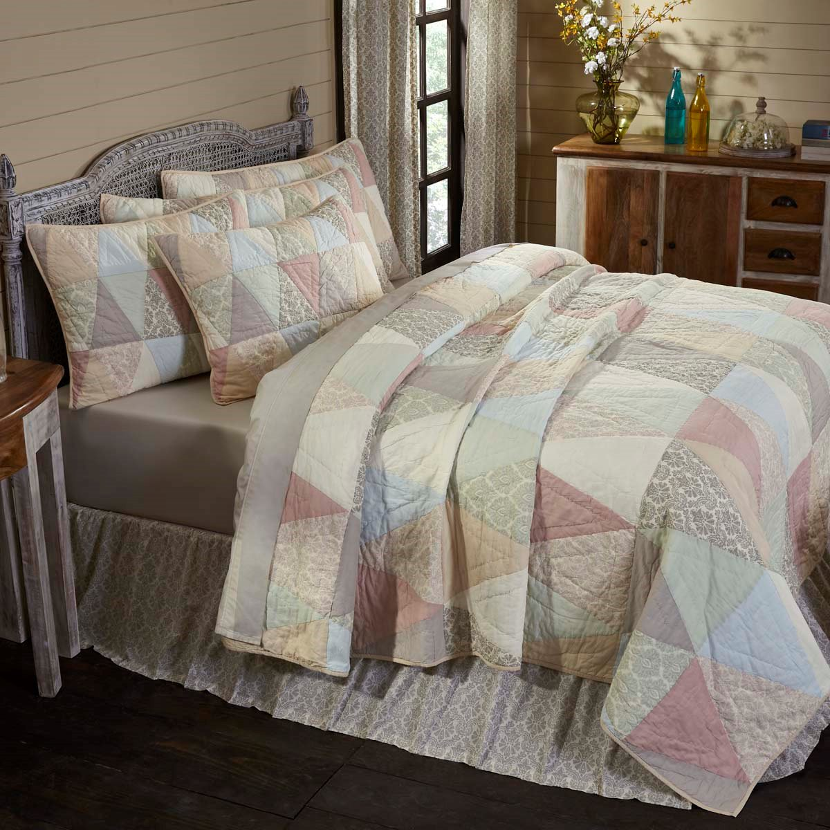 Ava King Quilt 95x105