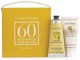 Crabtree & Evelyn Citron 60 Second Fix for Hands