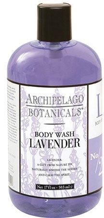 Archipelago Lavender 17 oz. Body Wash