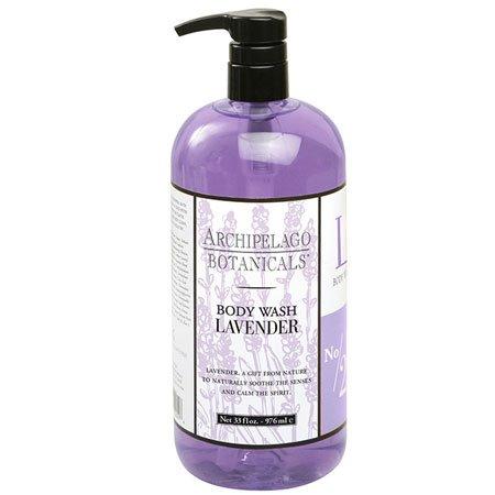Archipelago Lavender 33 oz. Body Wash