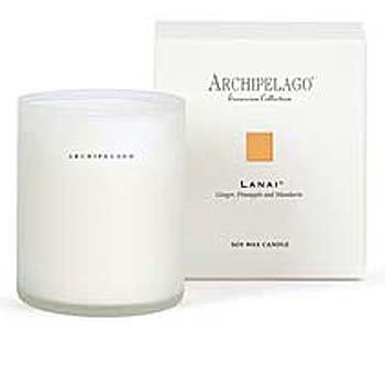 Archipelago Excursion Lanai Soy Boxed Candle