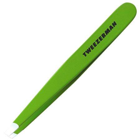 Slant Tweezer Green Apple