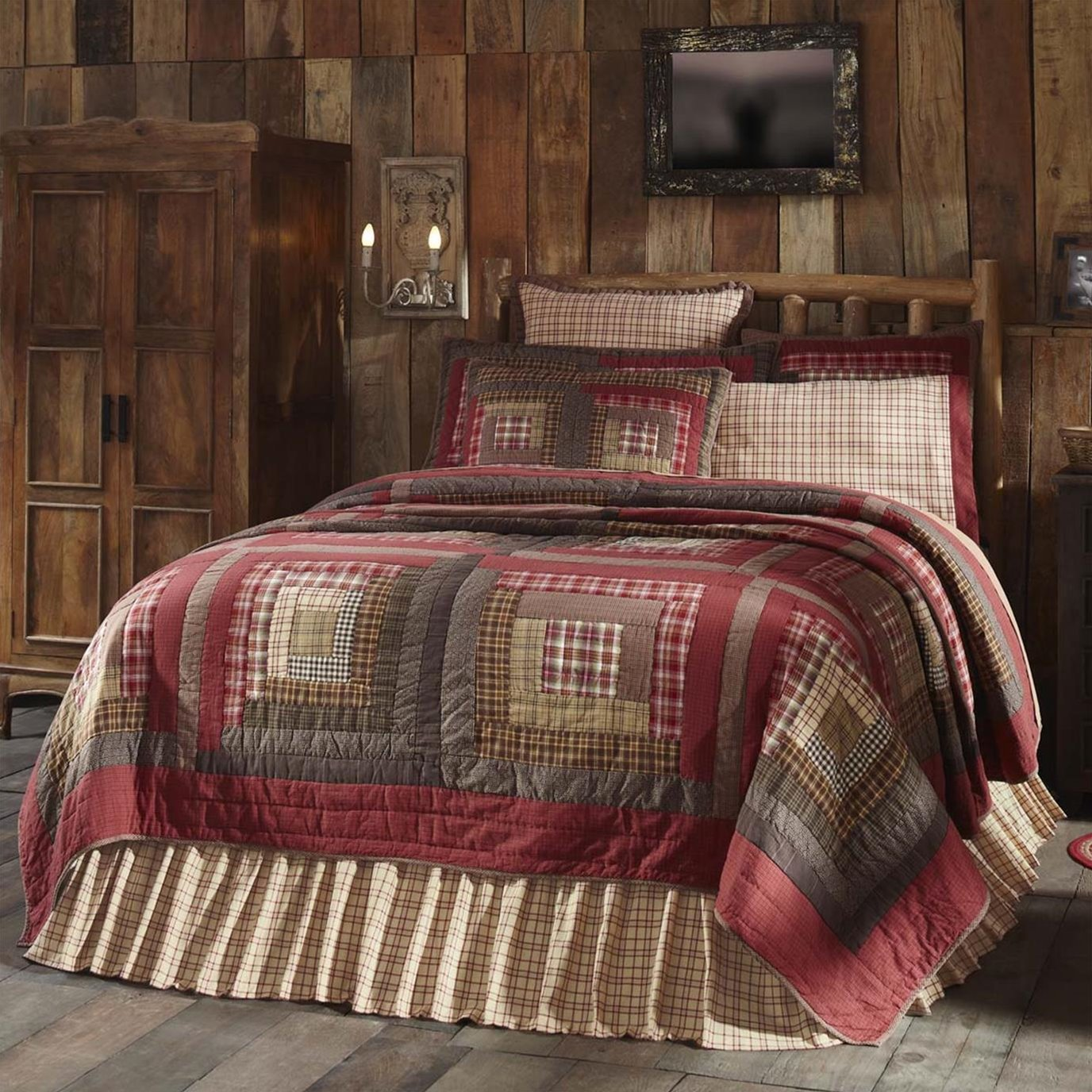 Tacoma Twin Quilt 70Wx90L