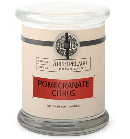 Archipelago Pomegranate Citrus Jar Candle