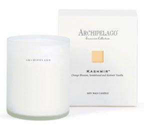 Archipelago Excursion Kashmir Soy Boxed Candle