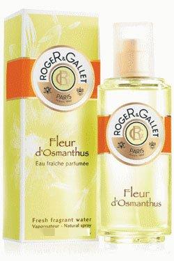 Roger & Gallet Fleur d'Osmanthus Fragrant Water Spray (3.3 oz.)