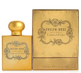 Evelyn Rose Eau de Parfum by Crabtree & Evelyn (1.7 fl oz., 50 ml)