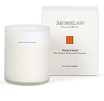 Archipelago Excursion Positano Soy Boxed Candle