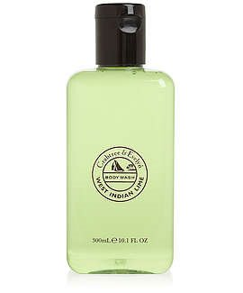 Crabtree & Evelyn West Indian Lime Body Wash (10.1 fl oz., 300ml)