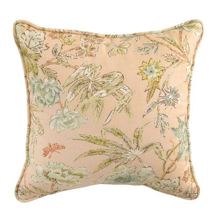 Waverly Cape Coral 20x20 Quilted Pillow