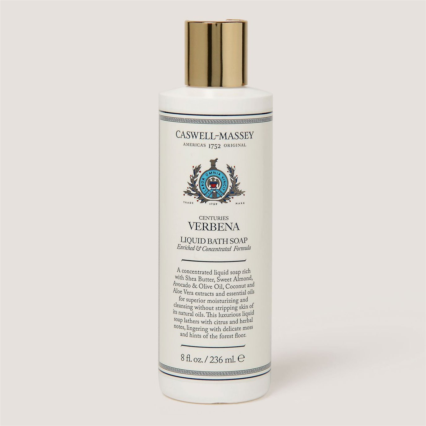 Caswell-Massey Verbena Liquid Bath Soap
