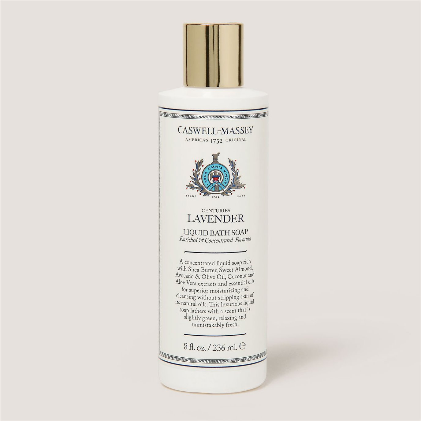 Caswell-Massey Lavender Liquid Bath Soap