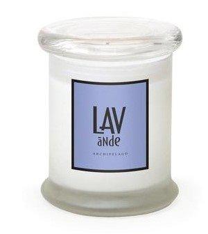 Archipelago Lavande Frosted Jar Candle