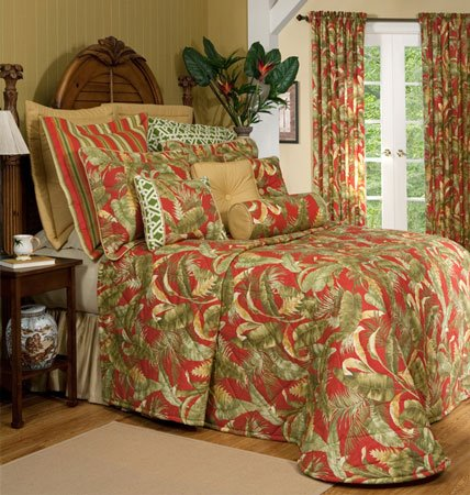 Captiva Queen Thomasville Bedspread