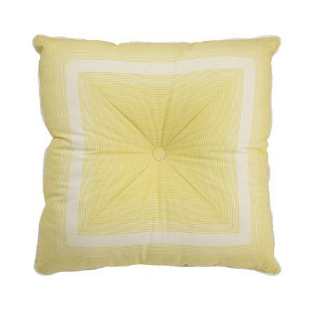 Waverly Paisley Verveine Tufted Stripe Decorative Accessory Pillow