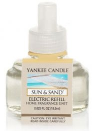 Yankee Candle Sun & Sand Electric Home Fragrancer Refill (Single)