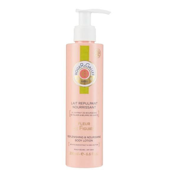 Roger & Gallet Fleur de Figuier Replenishing Lotion